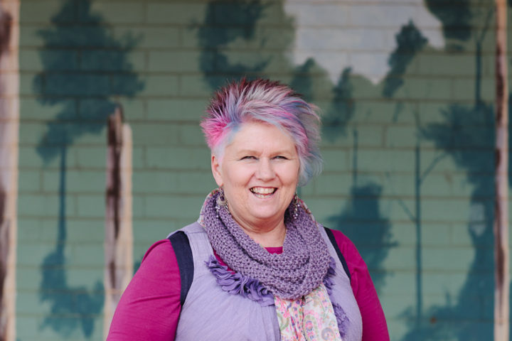 Sue McCredden, lead pastor at Warren Valley Community Church. Serving the areas of Bridgetown, Northcliffe, Pemberton and Manjimup