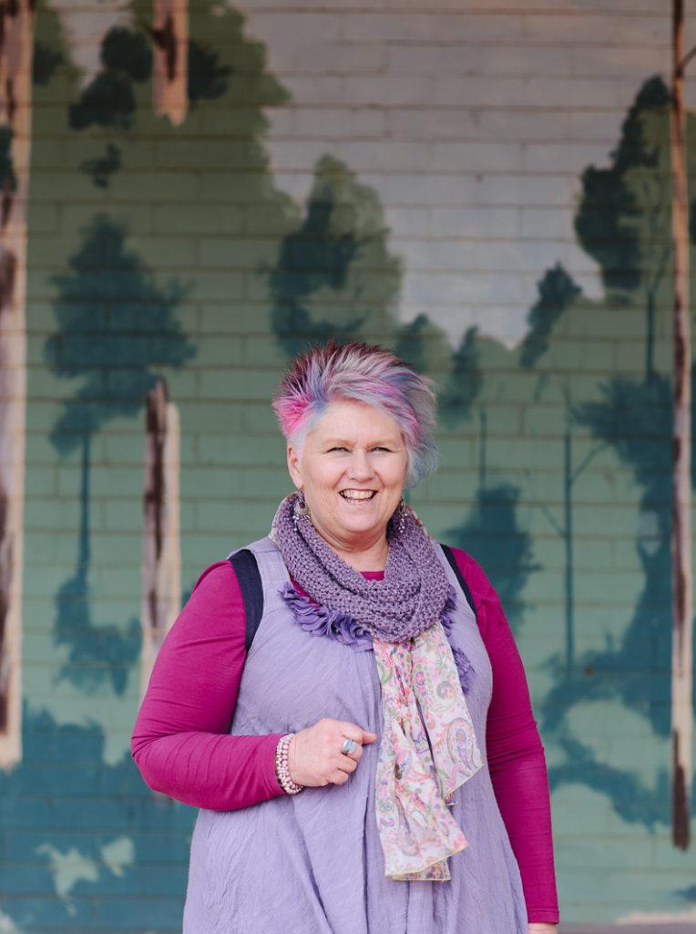 Sue McCredden, lead pastor at Warren Valley Community Church. Serving the areas of Bridgetown, Northcliffe, Pemberton and Manjimup